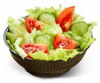 Салат Овощной + соус