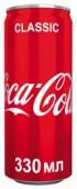 Кока-Кола 0,33 жб